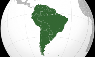 Voting technology in South America