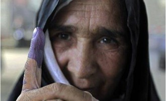 Electoral reforms mark Afghanistan's bid for democracy