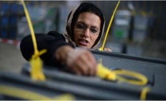 US lauds historic Afghan elections; runoff slated