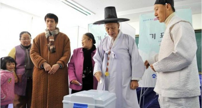 eVoting technologies top agenda in Korean election event