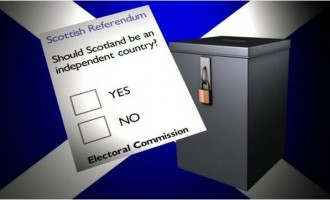 Scotland independence up for vote
