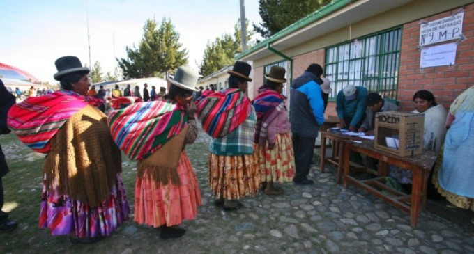 The rising power of women in Bolivian politics