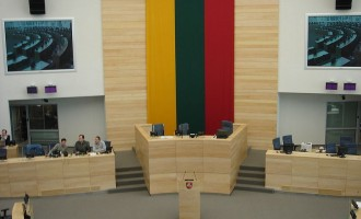 Lithuanian Parliament to discuss i-voting for 2016