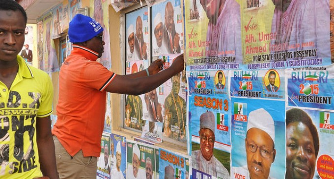 Did technology help Nigeria to improve electoral credibility?