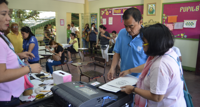 The Philippines: gearing up for the 2016 general elections