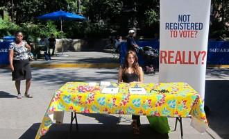 The modernisation of the US voter registration system