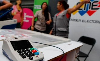 Electronic voting in Venezuela, another successful election