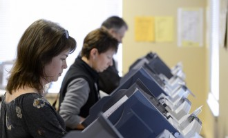 Online survey reveals voters want more and better voting technology