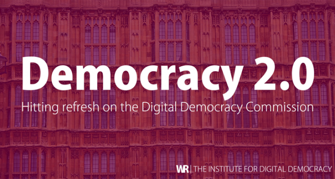 Modernizing elections – Recommendations by WebRoots Democracy