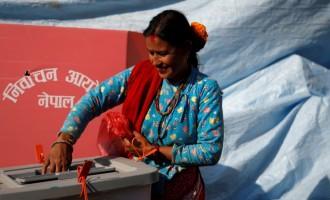 Nepal parliamentary elections set