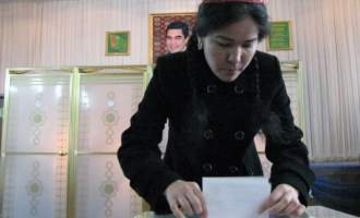 Campaign period winds down as Turkmen voters get ready for parliamentary and local elections