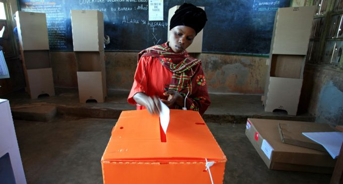 Controversy surrounds election automation in DRC